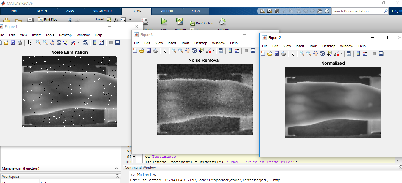 PhD Projects in Matlab