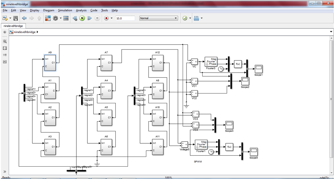 PhD Research Topics in Electrical Matlab Simulink